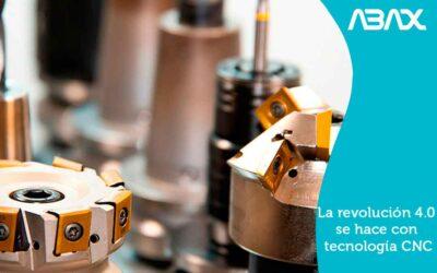 La revolución 4.0 se hace con tecnología CNC: fresadoras