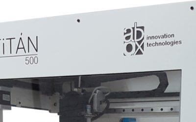 Descubre en ADDIT3D la nueva impresora 3D TITAN de ABAX