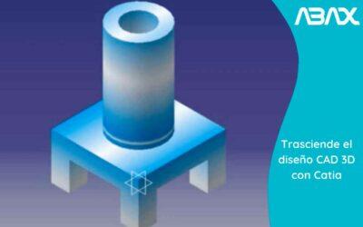 Descubre el software Catia y trasciende el diseño CAD en 3D