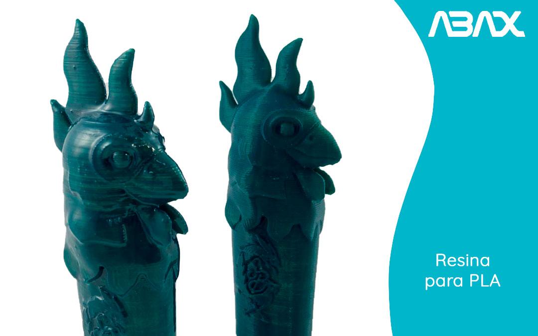 Resina para PLA: ¿Quieres conocer como recubrir tus piezas 3D?