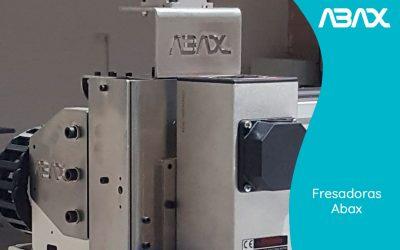 Fresadoras CNC – Conoce las características de las fabricadas por Abax