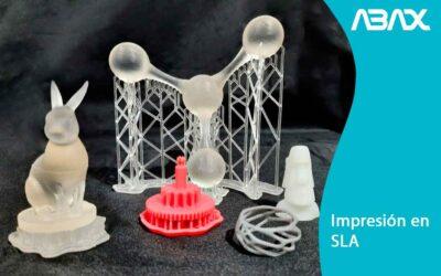 Impresión SLA, ¿cómo funciona y qué ventajas obtenemos?