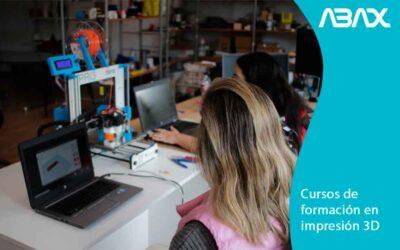 Formación en impresión 3D: cursos para colegios y empresas