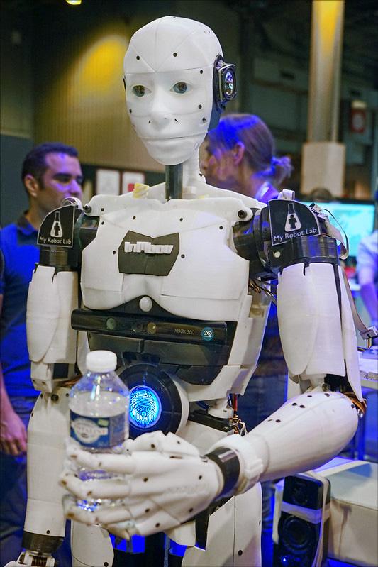 robot-humanoide-open-source