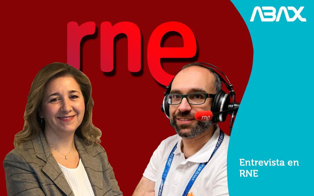 Empresas de impresion 3D: RNE entrevista a la empresa Abax