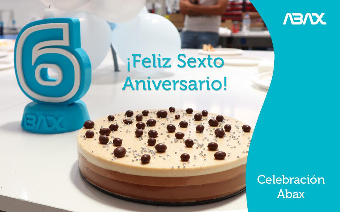 Impresión 3D España: Celebración 6 años de Abax