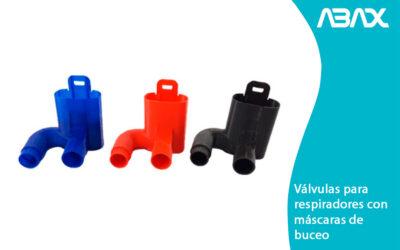 Noticias Covid 19 en España: Abax fabrica válvulas para respiradores con máscaras de buceo